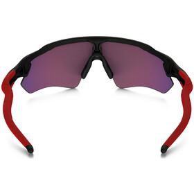 Oakley Radar EV XS Path Gafas de Sol Jóvenes, matte black/prizm road
